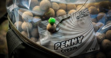 Cockbaits Penny cream boilies