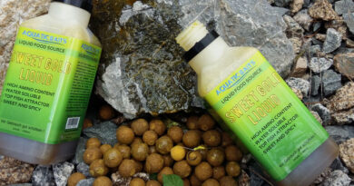 Aquatic Baits Sweet Gold HNV-Boilie