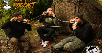 Carpy Podcast: Trashtalk aus der Karpfenszene