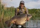 Erster Fisch: 33,6 Kilo!