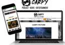 Carpy-Online mit neuer Homepage